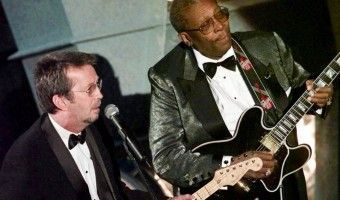 VIDEO: Eric Clapton se despide de B.B. King