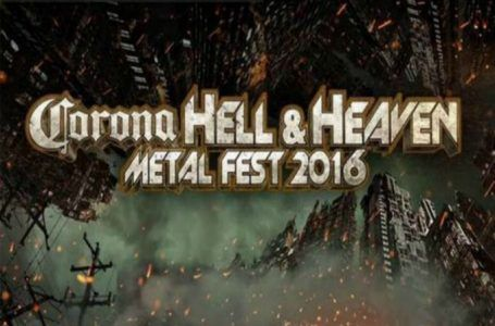 Listo el cartel para Hell and Heaven en CDMX
