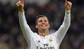 CR7 se convertiría en actor secundario