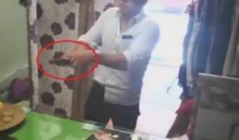 VIDEO: Roban boutique y arrasan con todo