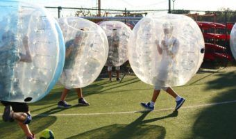 Bubble Football Challenge llega al Edoméx