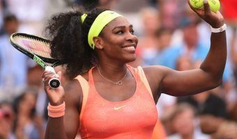 Serena Williams espera su primer bebé