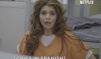 VIDEO: Soraya regresa a la cárcel de OITNB
