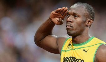 VIDEO: Usain Bolt sepulta a su rival y amigo
