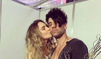 Asegura Criss Angel que sigue con Belinda