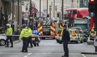 Descartan atentado en Londres