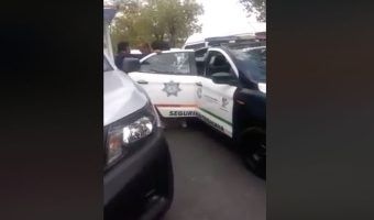 VIDEO: Denuncian presunto abuso policial en Coacalco