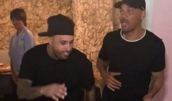 VIDEO: Will Smith baila reggaeton con Nicky Jam