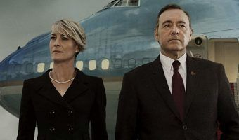 Excluye Netflix a Kevin Spacey de House of Cards