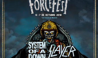Llega al Edomex el Force Metal Fest Open Air 2018