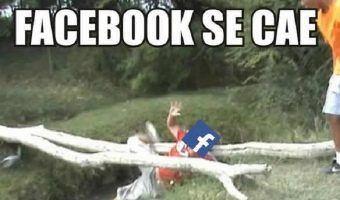 Reportan fallas en Facebook a nivel global