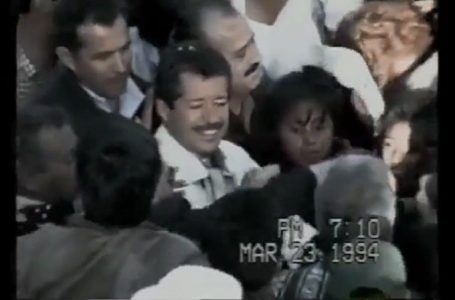 Desclasifican VIDEO completo del asesinato de Colosio