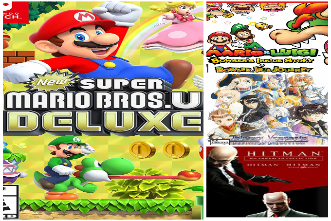Reseña: New Super Mario Bros UDE, Mario & Luigi, Tales of Vesperia y Hitman HD
