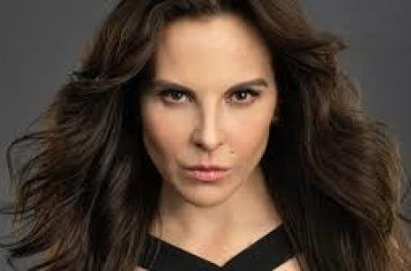 "Video: ""No me digas amor""; enfurece Kate del Castillo contra reportero"